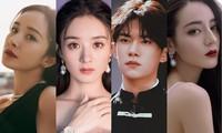 Đường đua 100 triệu follow Weibo: Triệu Lệ Dĩnh sắp chạm mốc, Địch Lệ Nhiệt Ba theo sau