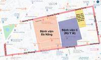 Truy dấu chân 11 bệnh nhân COVID-19 mới, lộ trình phủ khắp Đà Nẵng