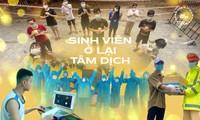 Đà Nẵng: Những sinh viên ngoại tỉnh chọn không lên chuyến xe cuối cùng về nhà giờ ra sao?
