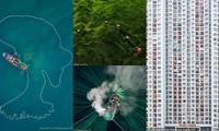 """Việt Nam hiện lên đầy ấn tượng qua những tác phẩm đoạt giải """"Nhiếp ảnh trên không 2020"""""""