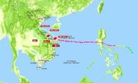 Cập nhật tình hình bão Vamco: Sông Hàn (Đà Nẵng) nước tràn bờ, đảo Lý Sơn mất điện