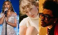 Đề cử Grammy 2021 gây tranh cãi: Beyoncé và Taylor Swift áp đảo, The Weeknd trắng tay