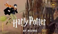 """Khi loạt trường lớp đóng cửa, học viện phù thủy Hogwarts lại """"mở cổng"""" đón học sinh"""