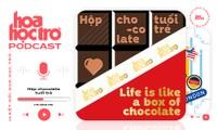 """Hoa Học Trò đã có phiên bản Podcast: Cùng unbox """"Hộp chocolate tuổi trẻ""""!"""