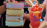 Sài Gòn Hẻm: Cuộc hẹn cuối tuần tươi mát với bánh kẹp kem tuổi thơ và trà chanh vàng