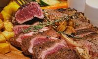 Buffet Hàn chuẩn vị và ẩm thực trời Âu ngon mê li với steak, pasta cùng không gian lãng mạ