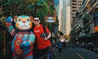 Hành trình kiếm tìm ký ức thanh xuân tươi đẹp của chàng du học sinh Việt ở Đài Loan