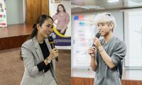 Thử Thách Kim Cương: Trở thành nhà báo thông minh cùng MC Thanh Thảo Hugo và Đinh Nho Khoa