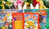 """Giới trẻ """"rần rần"""" với cuốn sách đầu tiên về board game Việt, từ giờ ở nhà không còn chán!"""