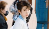 """Lưu Vũ của """"Sáng Tạo Doanh 2021"""": Là mỹ nam cổ trang TikToker nổi tiếng, được Cúc Tịnh Y cổ vũ"""