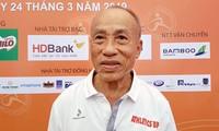 VIDEO: HLV Bùi Lương và 60 năm gắn bó với Tiền Phong Marathon