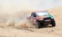 Những cung đường đua xe địa hình trên sa mạc Mũi Dinh thách thức các tay đua