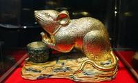 Mục sở thị chuột mạ vàng - 'Kỳ linh Canh Tý' giá hàng chục triệu đồng
