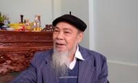 Ông nội 'người hùng' Nguyễn Ngọc Mạnh không giấu nổi niềm xúc động và tự hào