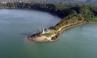 Biển Hồ T'nưng - cung đường tuyệt đẹp tại Tiền Phong Marathon 2021
