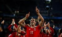 Bale và các đồng đội sẽ gặp Bồ Đào Nha ở bán kết.