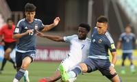 U20 Argentina bất ngờ thua U20 Anh 0-3. Ảnh: Vnexpress