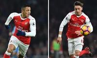Wenger tiết lộ bất ngờ về tương lai Sanchez, Ozil.