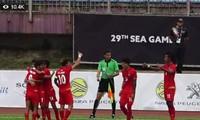 U22 Myanmar chính thức giành vé bán kết.