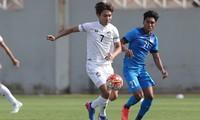 U22 Lào có chiến thắng đậm 3-0 trước U22 Brunei.