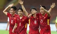 U23 Việt Nam gặp khó tại VCK U23 châu Á 2018.