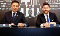 Messi sở hữu điều khoản phá vỡ hợp đồng lên tới 700 triệu euro.
