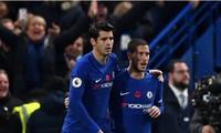 Hàng công Chelsea thi đấu khá phập phù mùa này.