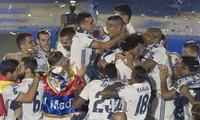 Các cầu thủ Real Madrid vừa chính thức nhận thưởng từ lãnh đạo CLB.