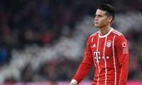 James Rodriguez muốn gắn bó lâu dài với Bayern Munich.