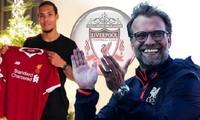 Virgil van Dijk gia nhập Liverpool với giá 75 triệu bảng.