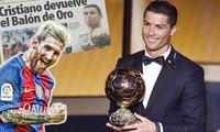 BẢN TIN Thể thao: Ronaldo trả bóng vàng cho Messi?