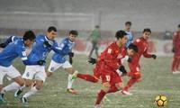 U23 Việt Nam vs U23 Uzbekistan.