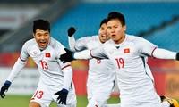 Quang Hải có màn trình diễn chói sáng ở VCK U23 châu Á 2018.