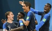ĐT Pháp áp đảo ở đội hình tiêu biểu bán kết World Cup 2018.