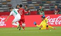 Công Phượng đã có một trận đấu xuất sắc trước Iraq.