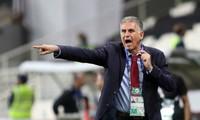 HLV Carlos Queiroz của đội tuyển Iran.
