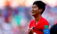 Son Heung Min chưa thể dự Asian Cup 2019 cùng Hàn Quốc.