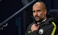 Man City của HLV Guardiola thường thi đấu kém cỏi mỗi khi làm khách tại Champions League.