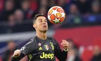 """Cristiano Ronaldo xuất sắc nhưng cũng không """"cứu"""" được Juventus."""