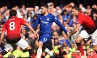 """M.U và Chelsea chuẩn bị có trận """"chung kết"""" cho một vị trí trong tốp 4."""