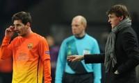 Lionel Messi thay đổi ý định rời Barcelona vì Tito Vilanova.