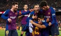 Barcelona có đội hình mạnh nhất để đấu Liverpool.