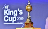 Chiếc cúp vô địch King's Cup sẽ do chính Nhà Vua Thái Lan trao tặng.