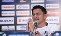 NHM Thái Lan muốn HLV Kiatisak trở lại dẫn dắt ĐTQG.