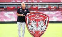 HLV Alexandre Gama chính thức dẫn dắt Muangthong United.