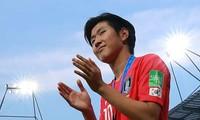 """Lee Kang-in đoạt danh hiệu """"Quả bóng vàng"""" tại U20 World Cup 2019."""