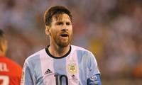 Lionel Messi đã bày tỏ sự không hài lòng trước thái độ hời hợt của nhiều đồng đội.