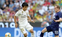 Takefusa Kubo sẽ chơi ở đội Real Madrid Castilla mùa tới.