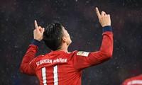James Rodriguez có thể sẽ khoác áo Napoli trong ít ngày tới.