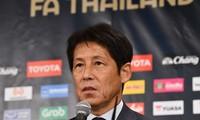 HLV Akira Nishino của đội tuyển Thái Lan.